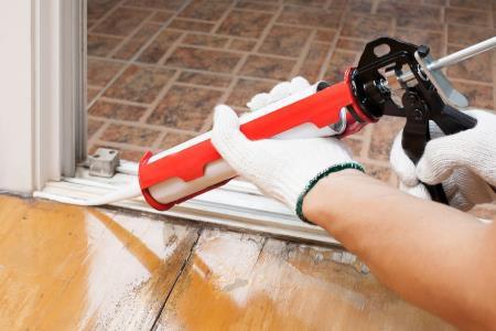 Winterizing Your Home Window And Door Caulking