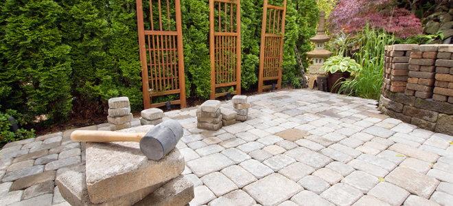 patio drainage for paver patios