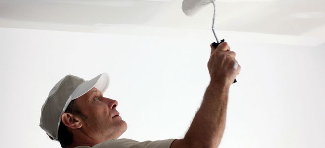 how to paint a suspended ceiling grid