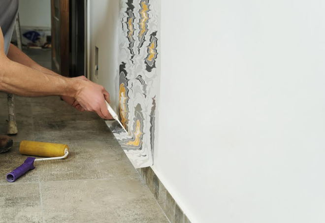 How To Use Wall Wallpaper Paste Doityourself Com