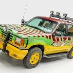 Original Jurassic Park 92 Explorer Gets The Spotlight At Petersen Museum Ford Trucks