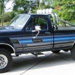 9 Rare Ford Special Edition Trucks Ford Trucks