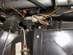 Ford F250 Replace Heater Core How to   Fordtrucks