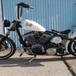 Harley Davidson Sportster How To Convert Stock Sportster Into Retro Bobber Hdforums