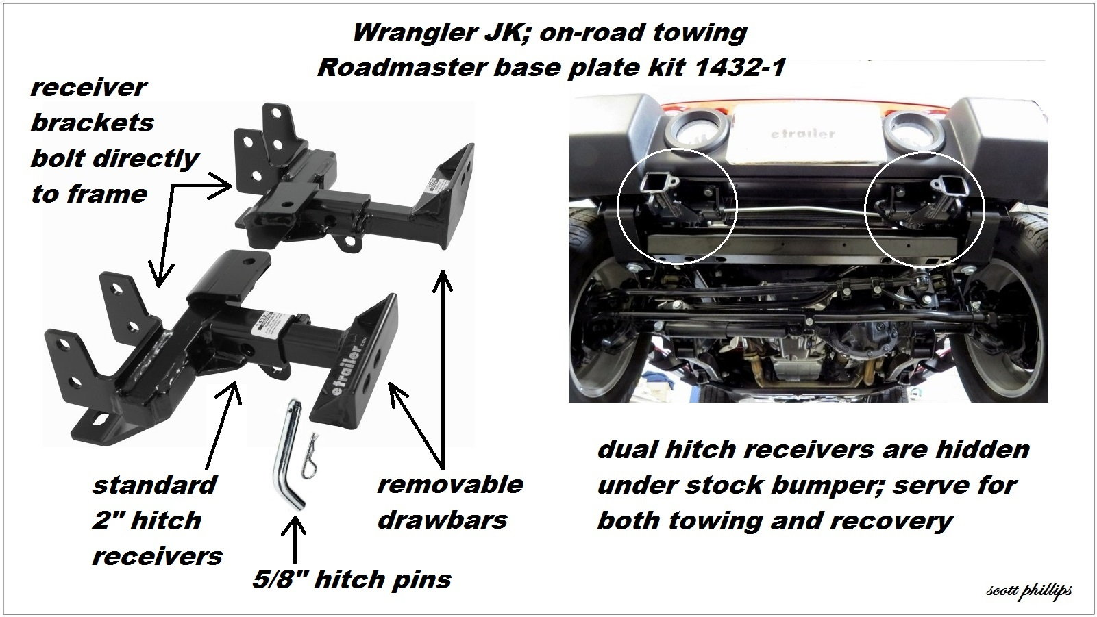 Jeep Wrangler Jk How To Two Jeep