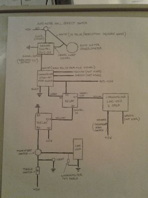2 Step without trans brake wiring diagram  LS1TECH