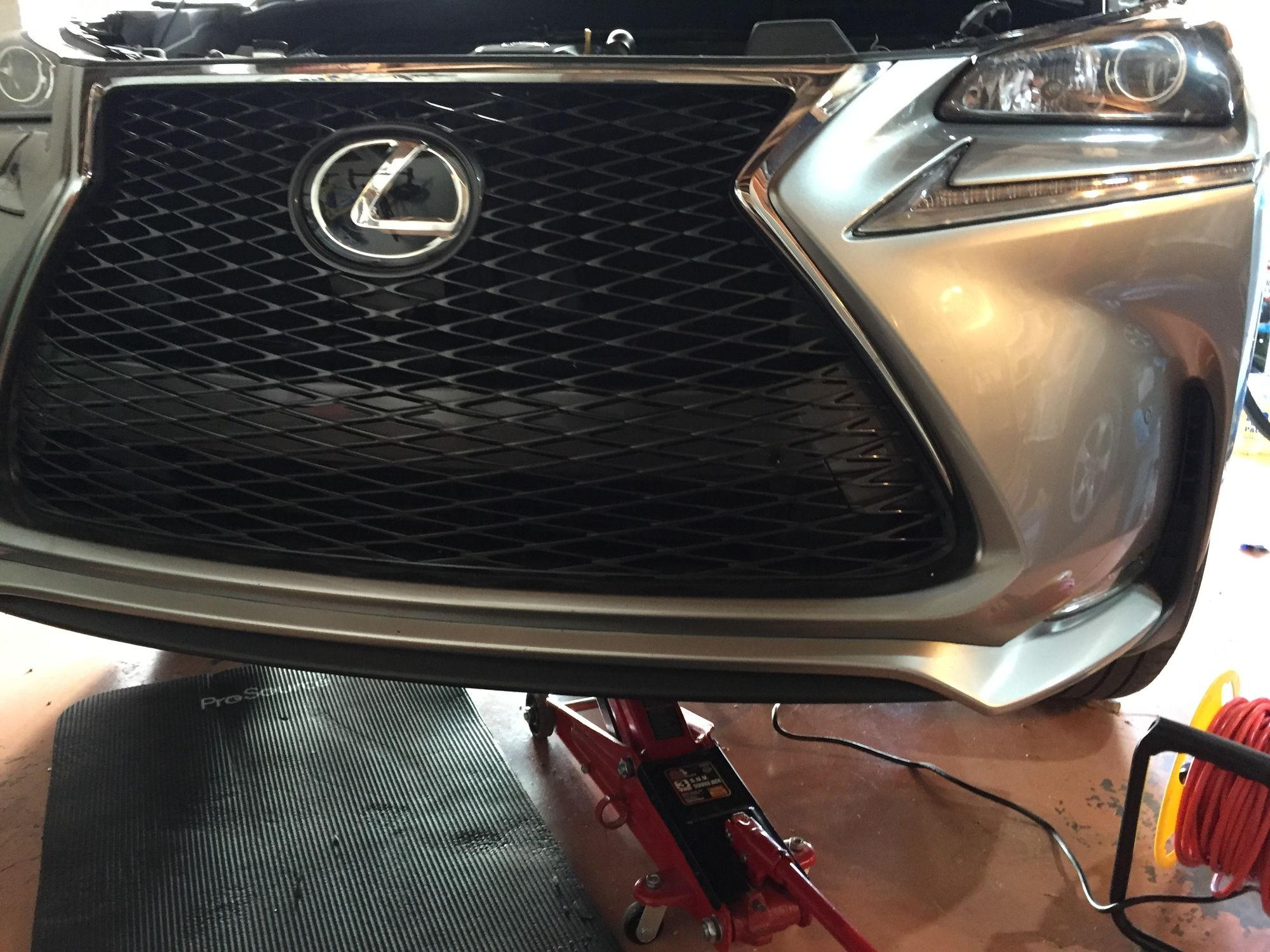 DIY oil change for 2015 NX200t ClubLexus Lexus Forum Discussion