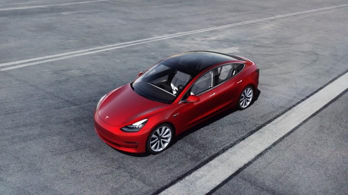 Tesla Model 3 Standard Range Arrives Soon At 35 000 And 220 Miles Really