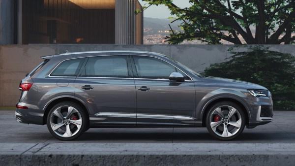 2020 Audi Q7 spawns sporty SQ7 TDI