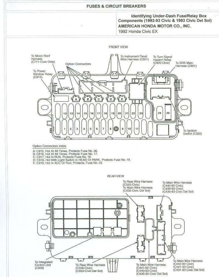 DIAGRAM] 91 Honda Civic Hatchback Fuse Diagram FULL Version HD Quality Fuse  Diagram - CELLPHONESCHEMATICDIAGRAM.COTIDIANUL.ITcellphoneschematicdiagram.cotidianul.it