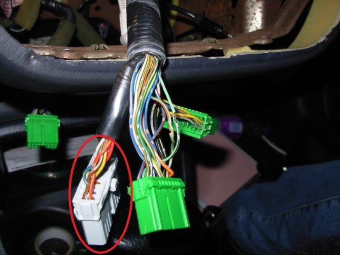 98 civic ex stereo wiring question  hondatech  honda