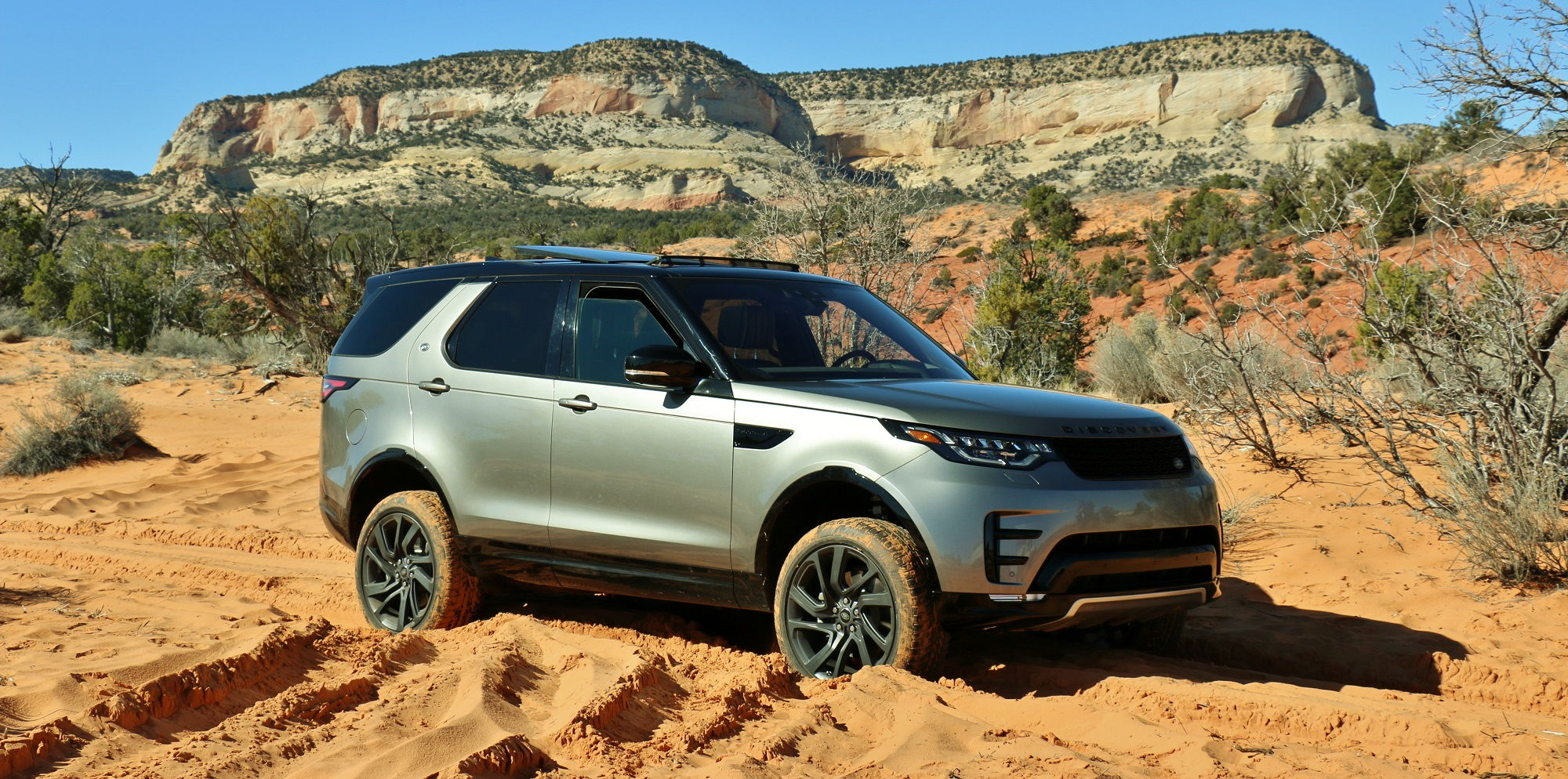 First Drive 2017 Land Rover Discovery Land Rover Forums Land