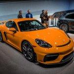 718 Gt4 Front Bumper Fit A 981 Gt4 Rennlist Porsche Discussion Forums