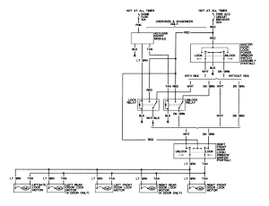 Rearhatch wiring?  Jeep Cherokee Forum