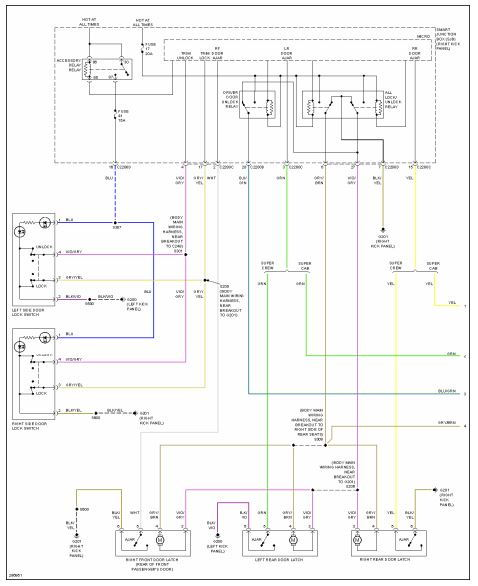 2004 f150 blend door diagram wiring schematic  auto wiring