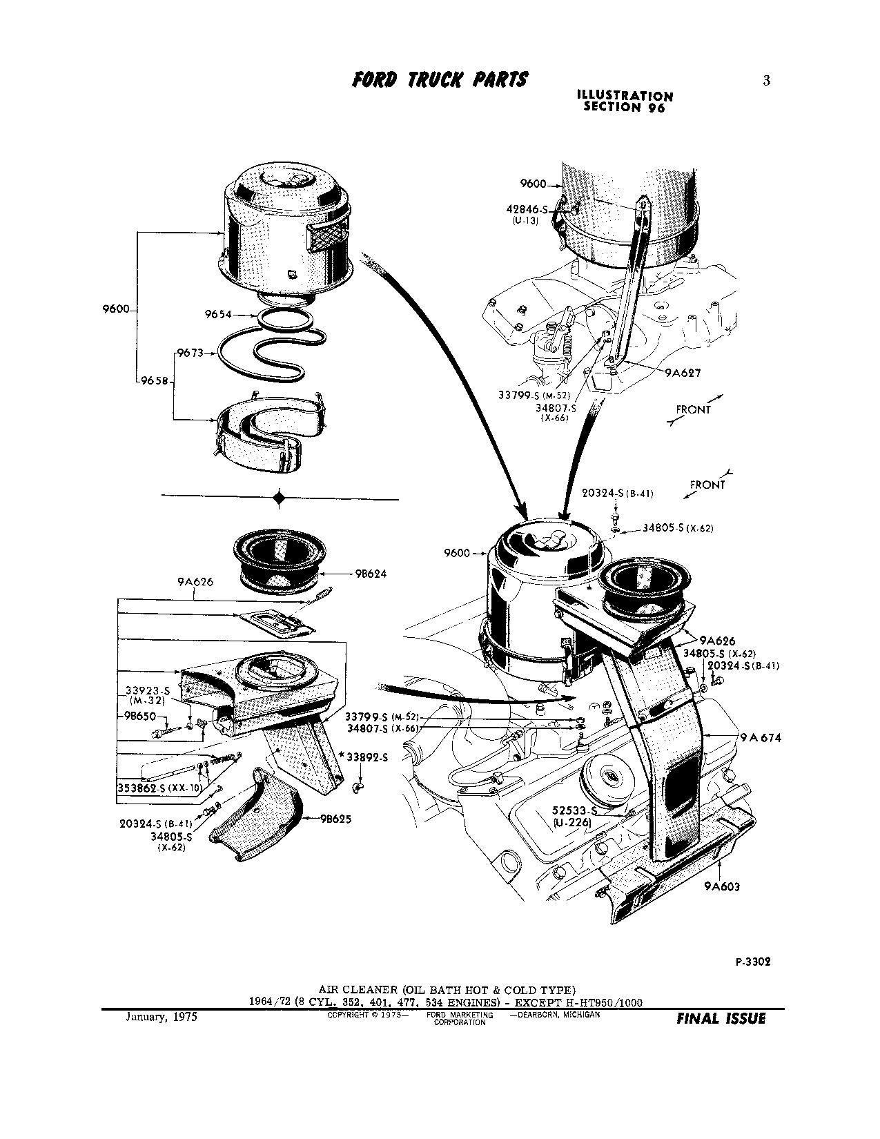 F850 534 V8 Info Where To Get Parts