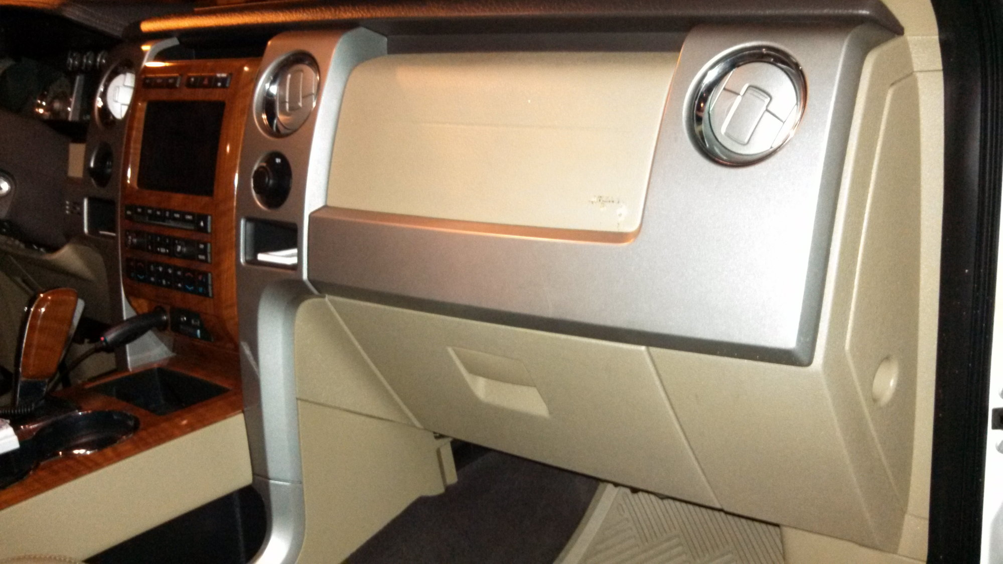 Interior Code 55 Paint Ford