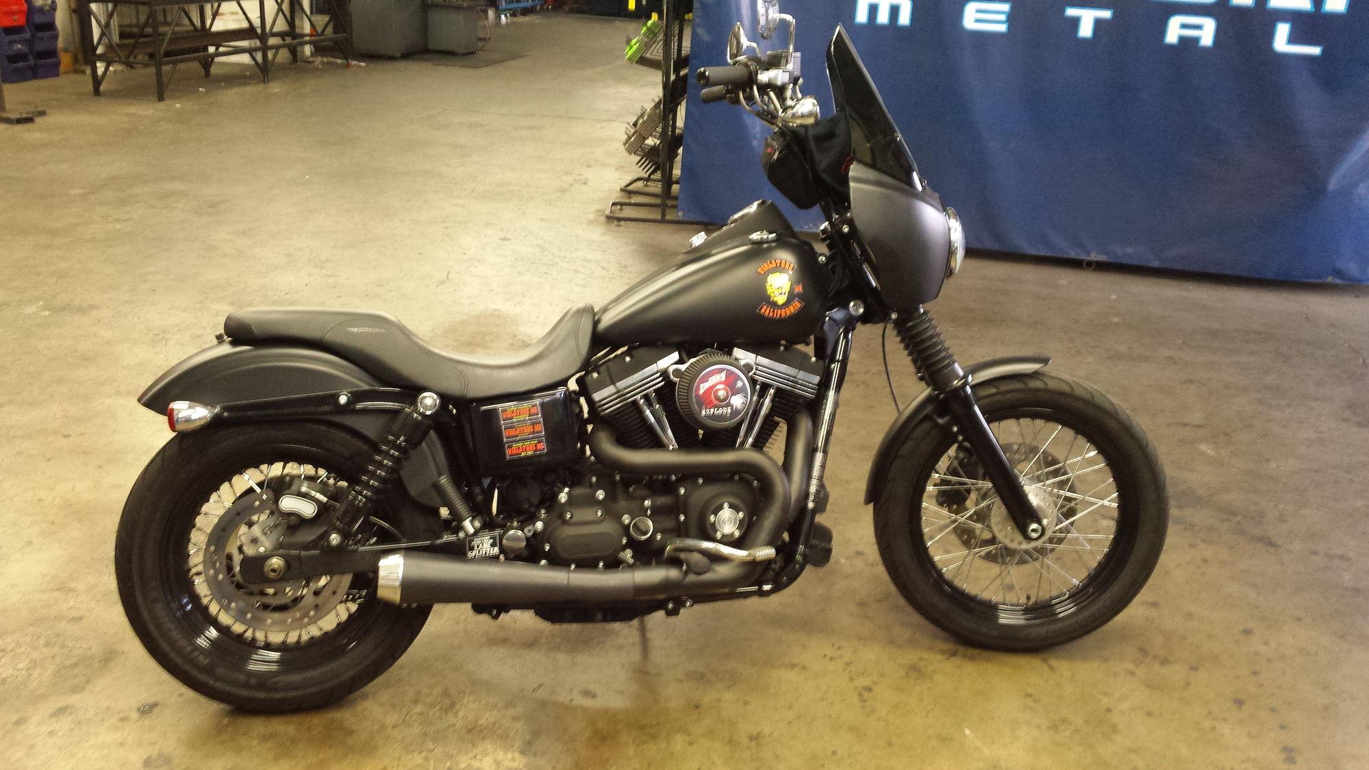 Harley 2007 Rod Rod Street Davidson V