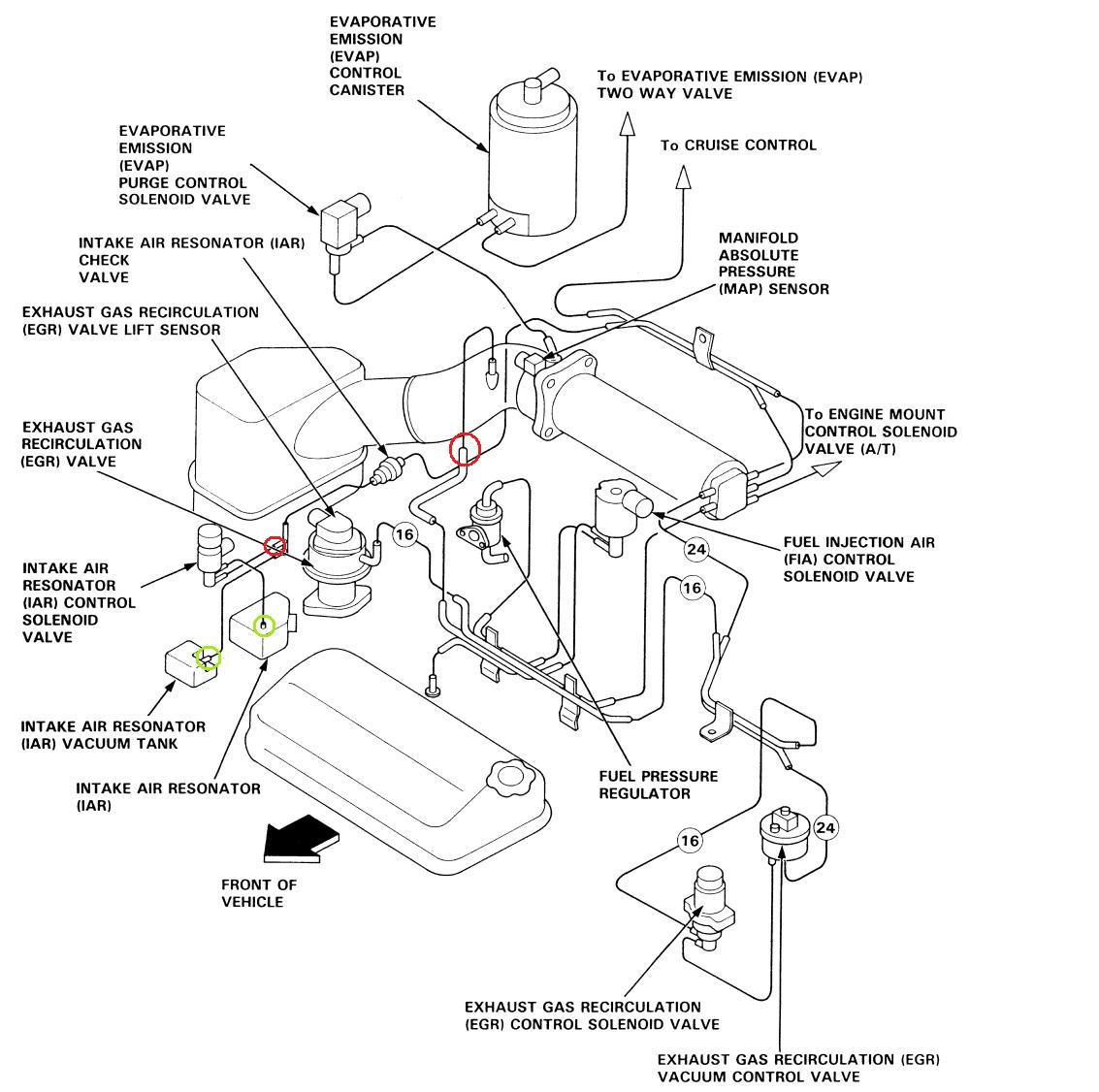 Accord Vtec Wiring Diagram Pinout