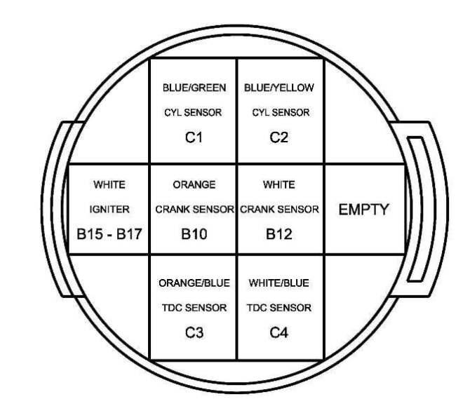 honda crx distributor wire diagram obd0 to obd1  honda