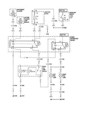 Fog lights on factory wiring  Page 2  Jeep Cherokee Forum
