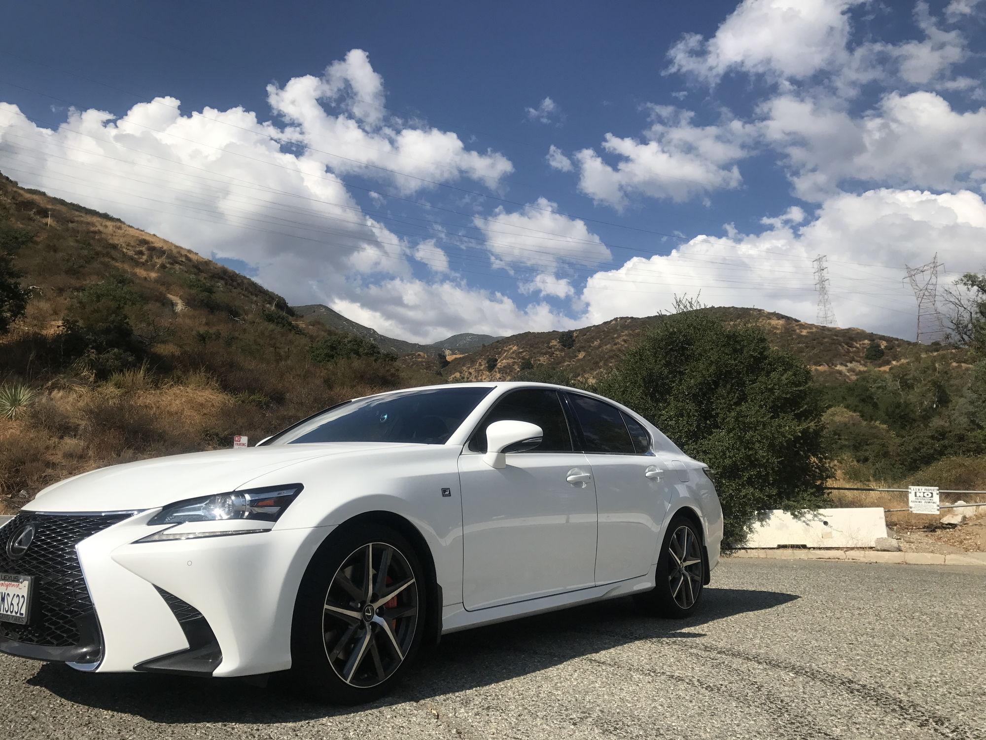 CA Lease transfer 2016 GS350 fsport ClubLexus Lexus Forum