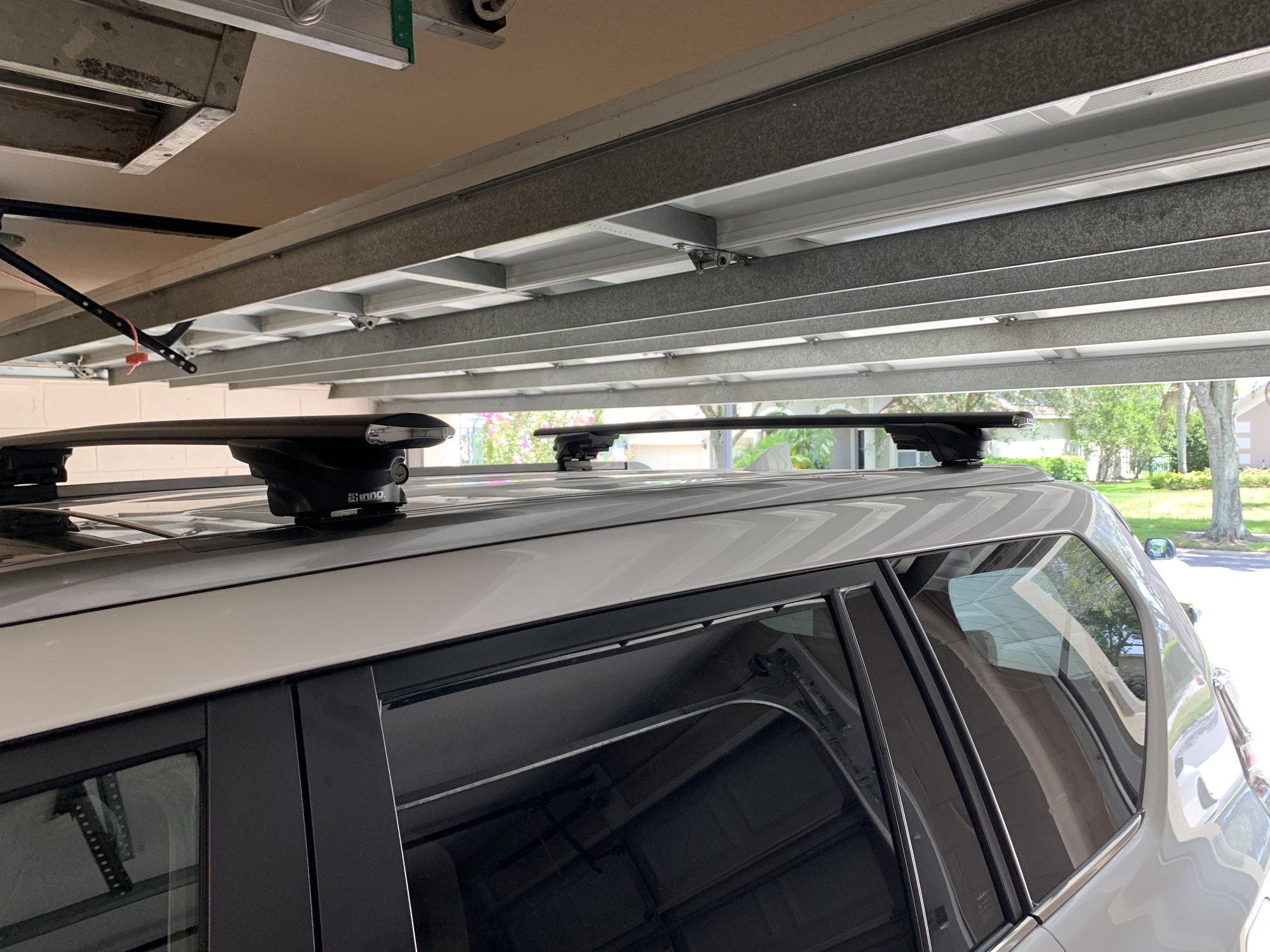 inno roof rack clublexus lexus