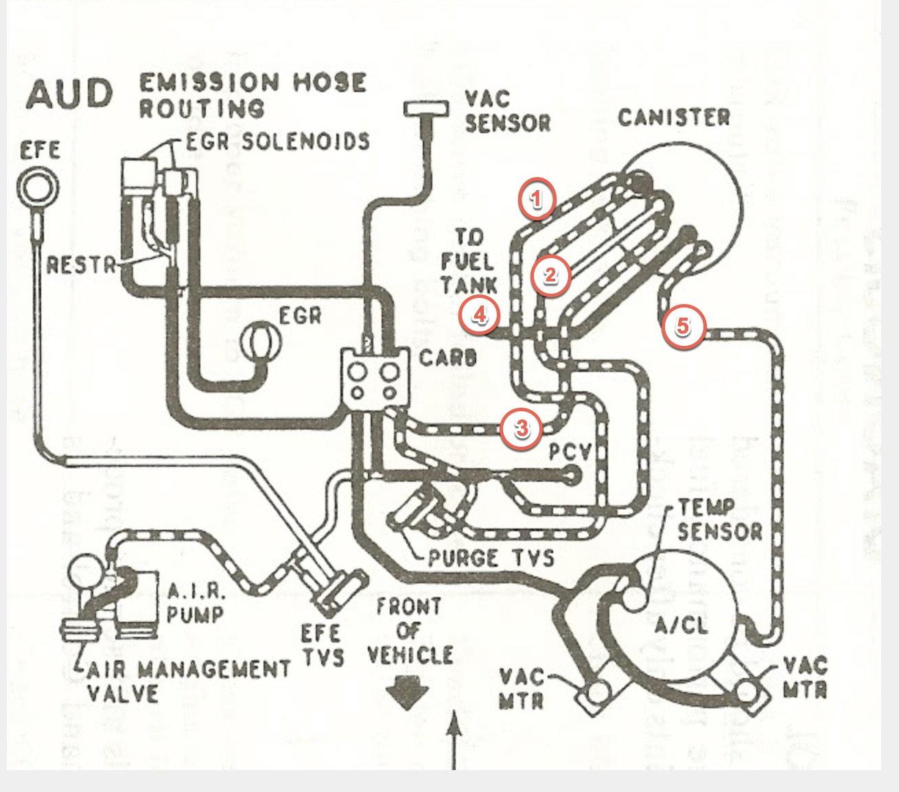 81 Vette Vapor Canister Diagram Help