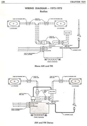 69 c3 radio wiring  CorvetteForum  Chevrolet Corvette