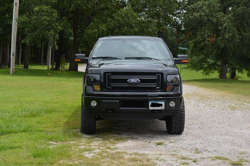 Images 2013 Ford Fx4 Rancho 4 Lift Kit