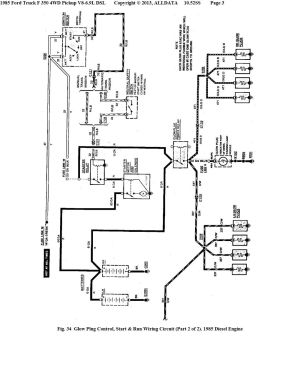 Wiring diagram needed  Ford Truck Enthusiasts Forums