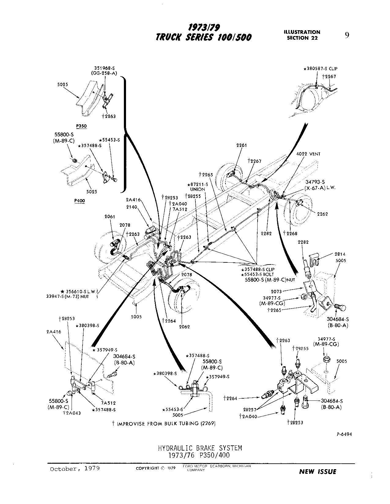 Replacing Brake Pressure Differential Valve