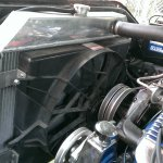 77 Ford F150 Aluminum Radiator With Electric Fan Ford Truck Enthusiasts Forums