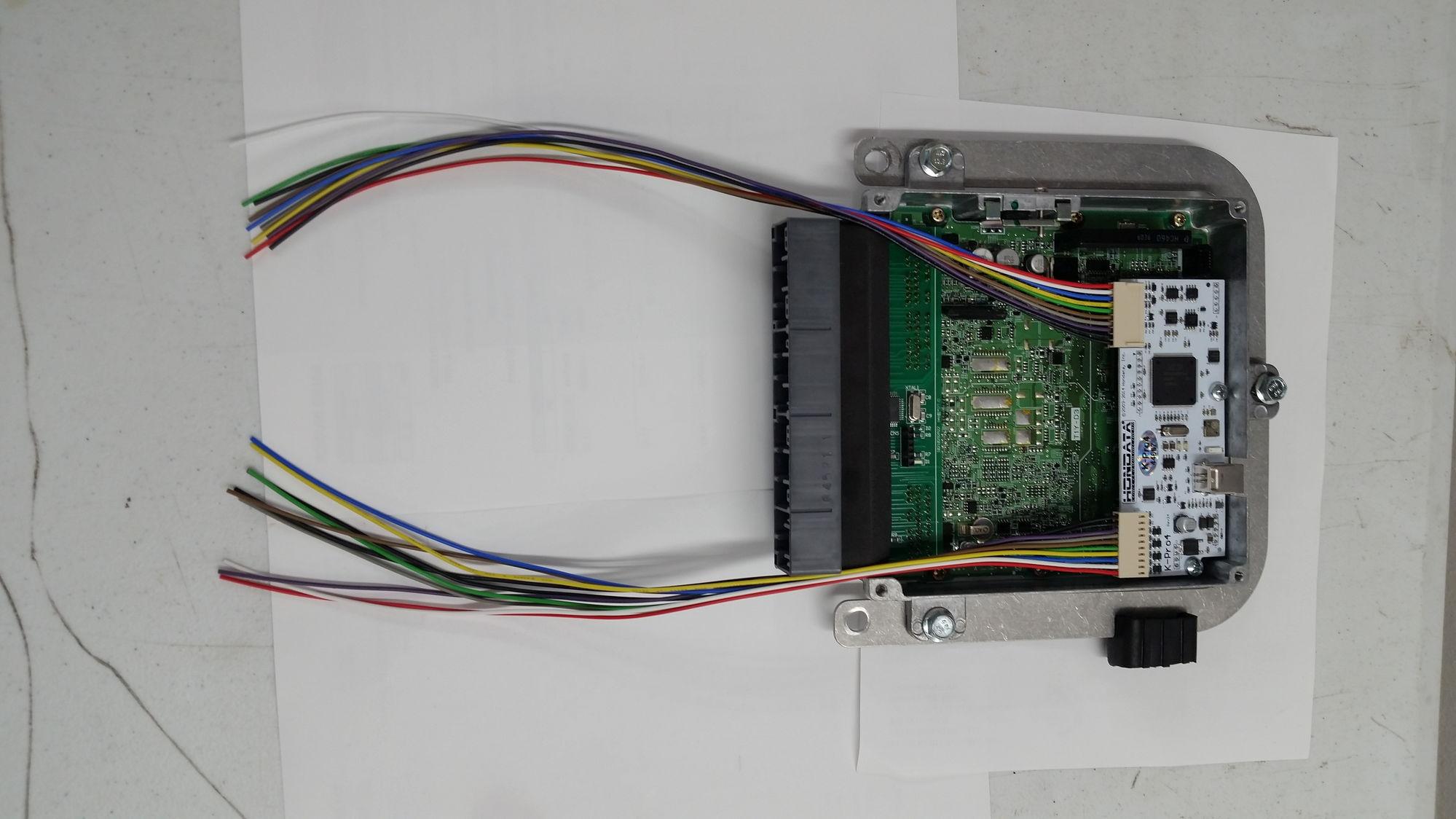 Honda S2000 Ecu Connectors Wiring Diagram