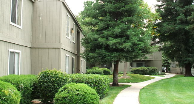 Image Of The Redwood Apartments In Modesto Ca