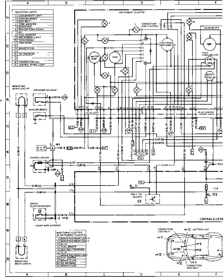 Service manual [Removing 1988 Porsche 911 Rear Overhead