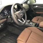 Audi Q5 Nougat Brown Interior