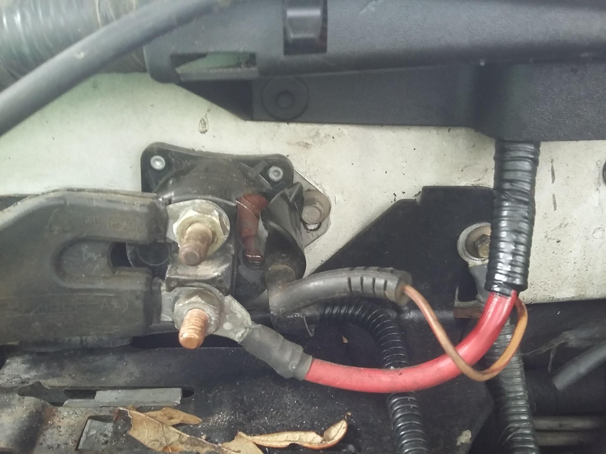 2000 Ford F 150 Starter Wiring