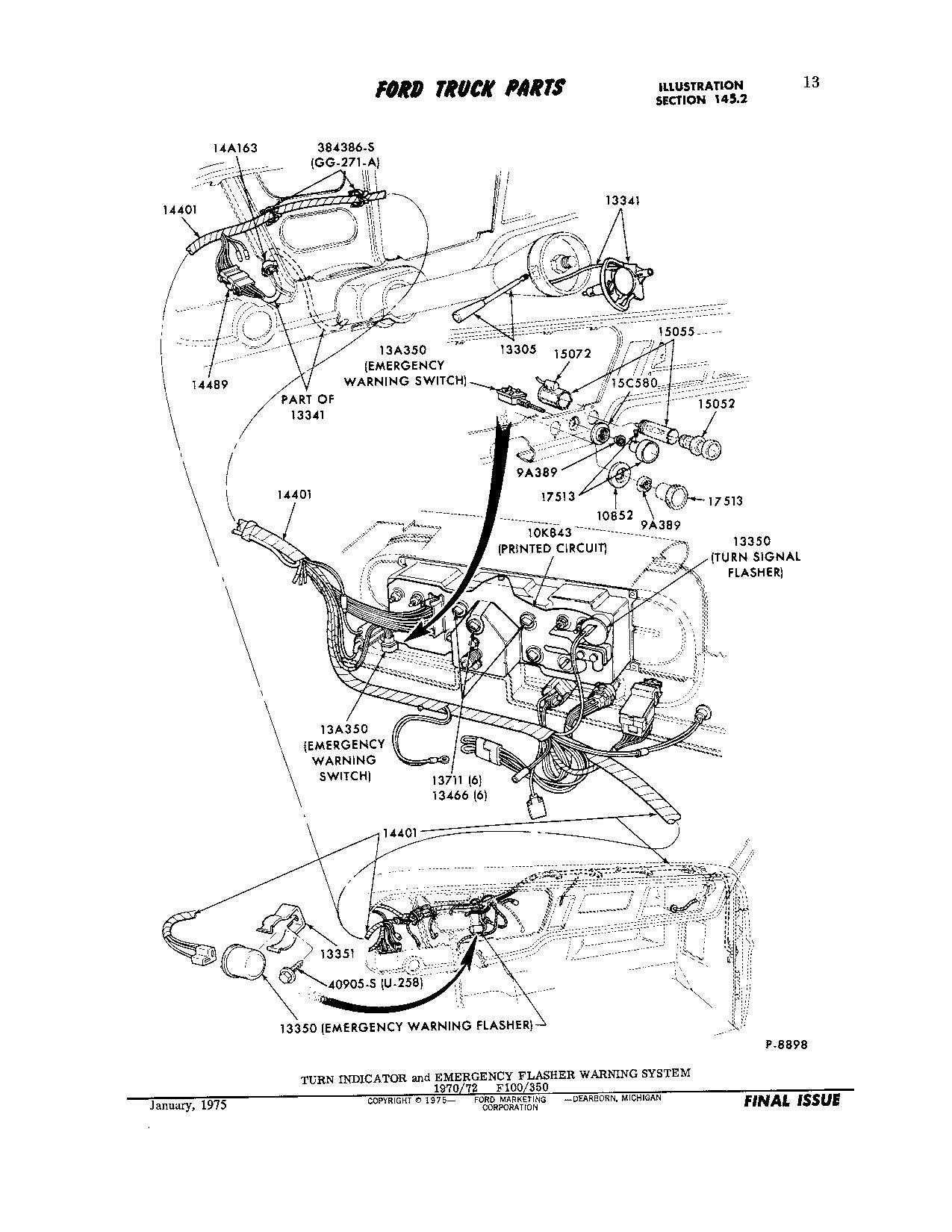 Steering Column Wiring Question