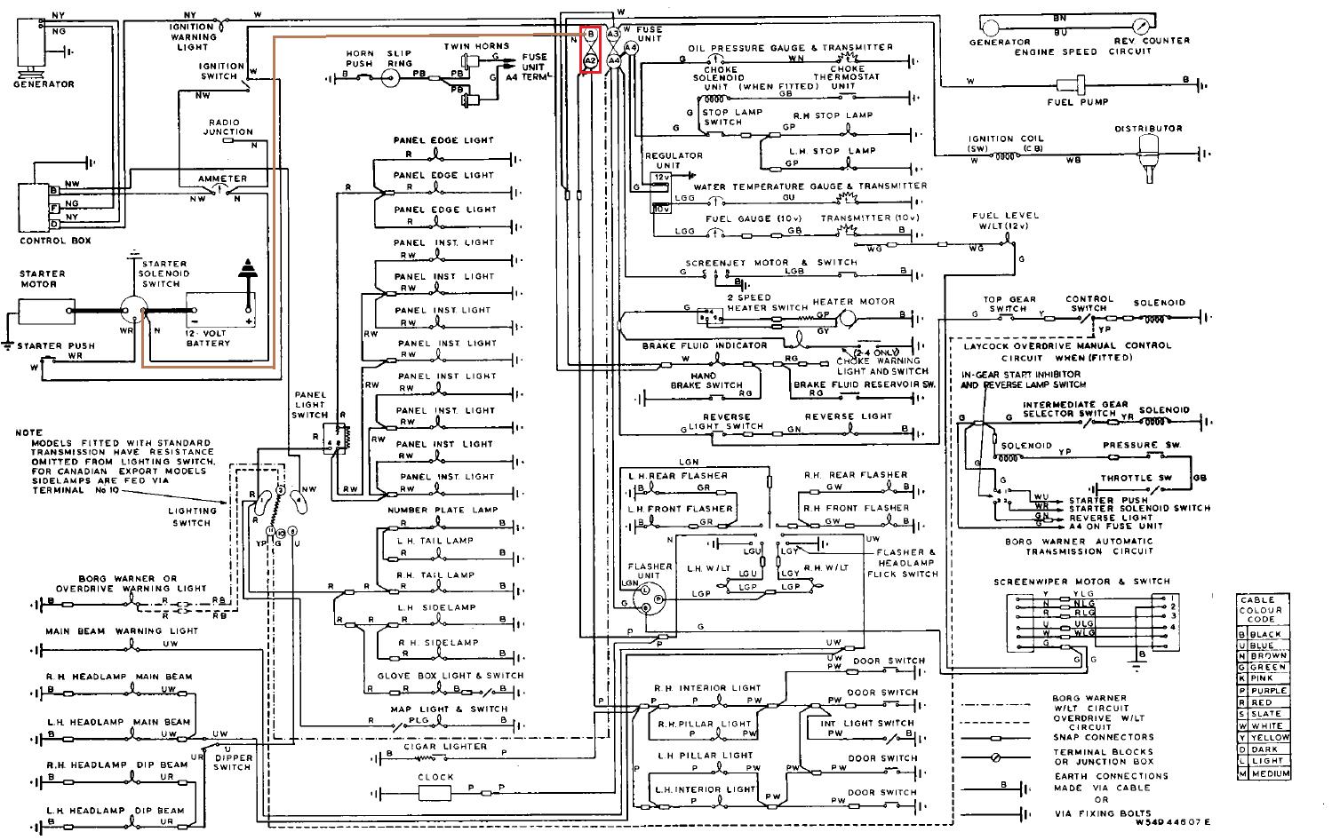 Wiring Diagram For Opel Monza Electrical Diagrams Fuse Box 1984 Manta