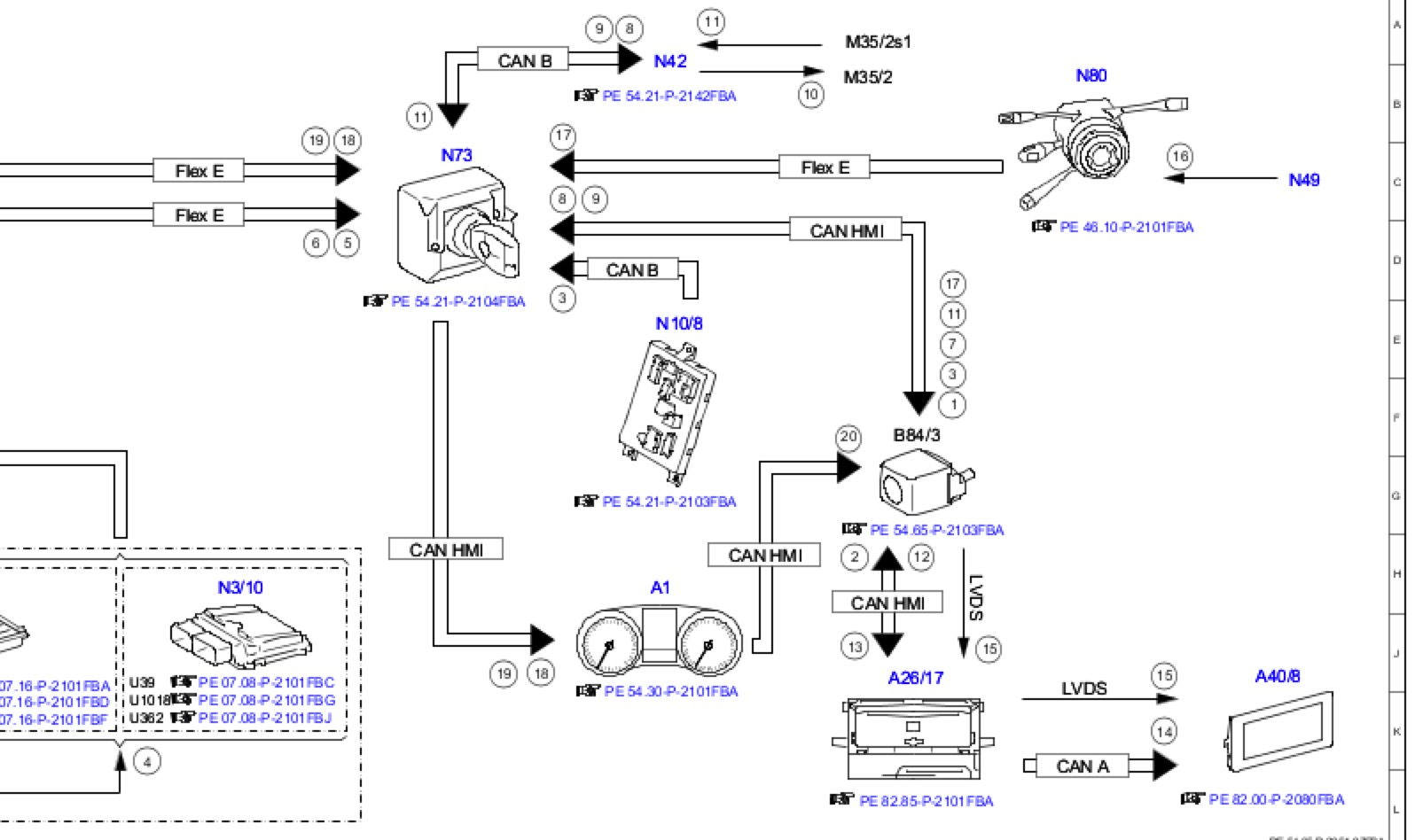 Mercedes Benz Electrical Wiring Diagram Mercedes W124
