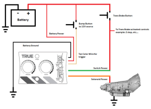 Trans Brake2 StepSmooth Stage Wiring  PerformanceTrucks