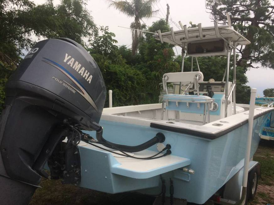 SOLD!! Rambo 27 with yamaha f250 REDUCED!!!! $25,000 - The ...