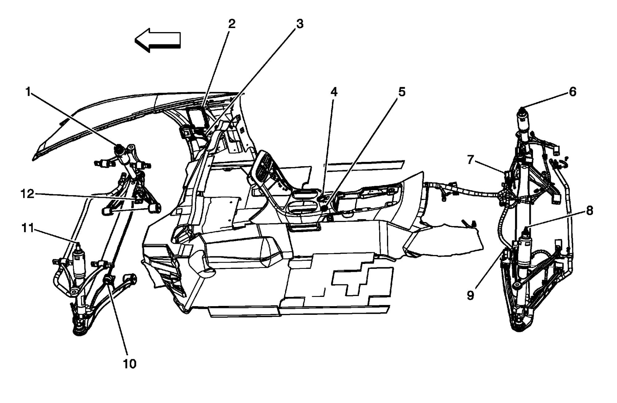 Corvette Fuse Box