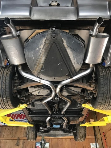 c3 stainless exhaust systems