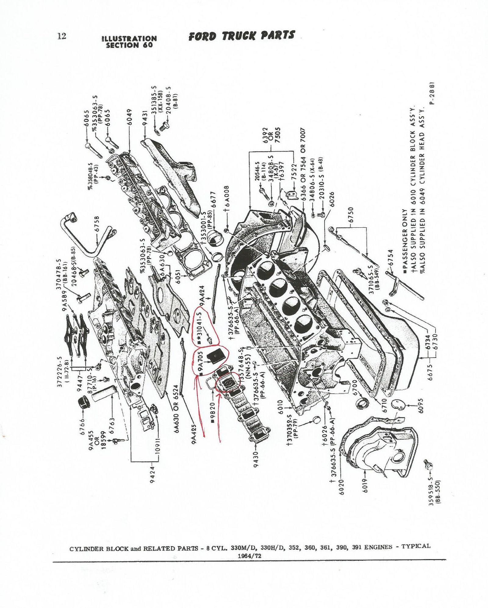 360 Exhaust Manifolds