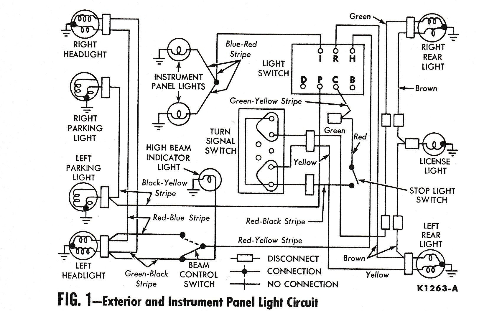 Anybody Have A Wiring Diagram For Interior Lights