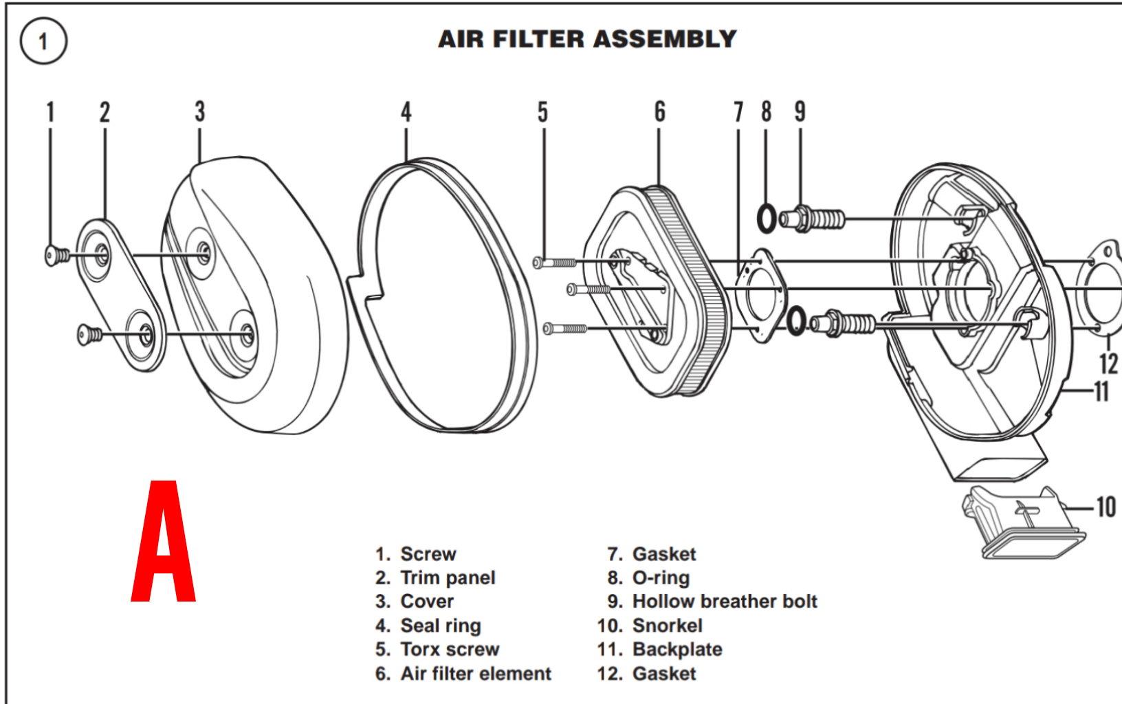 King Fuel Filter