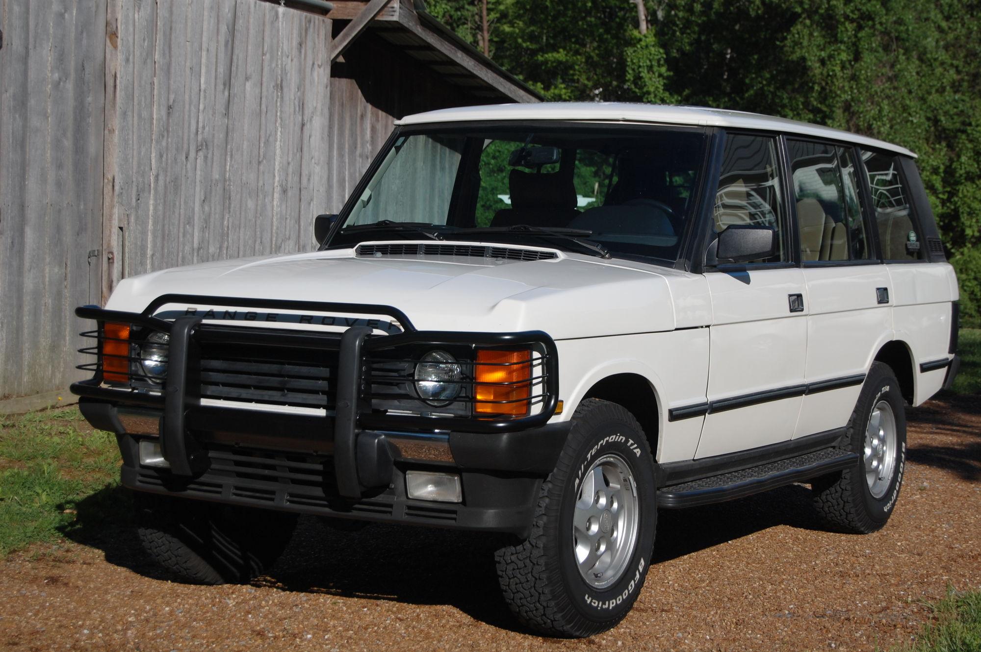 FS 1995 Range Rover Classic County LWB no rust CA GA truck