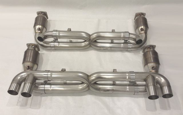 other exhaust parts sw exhaust pipe box